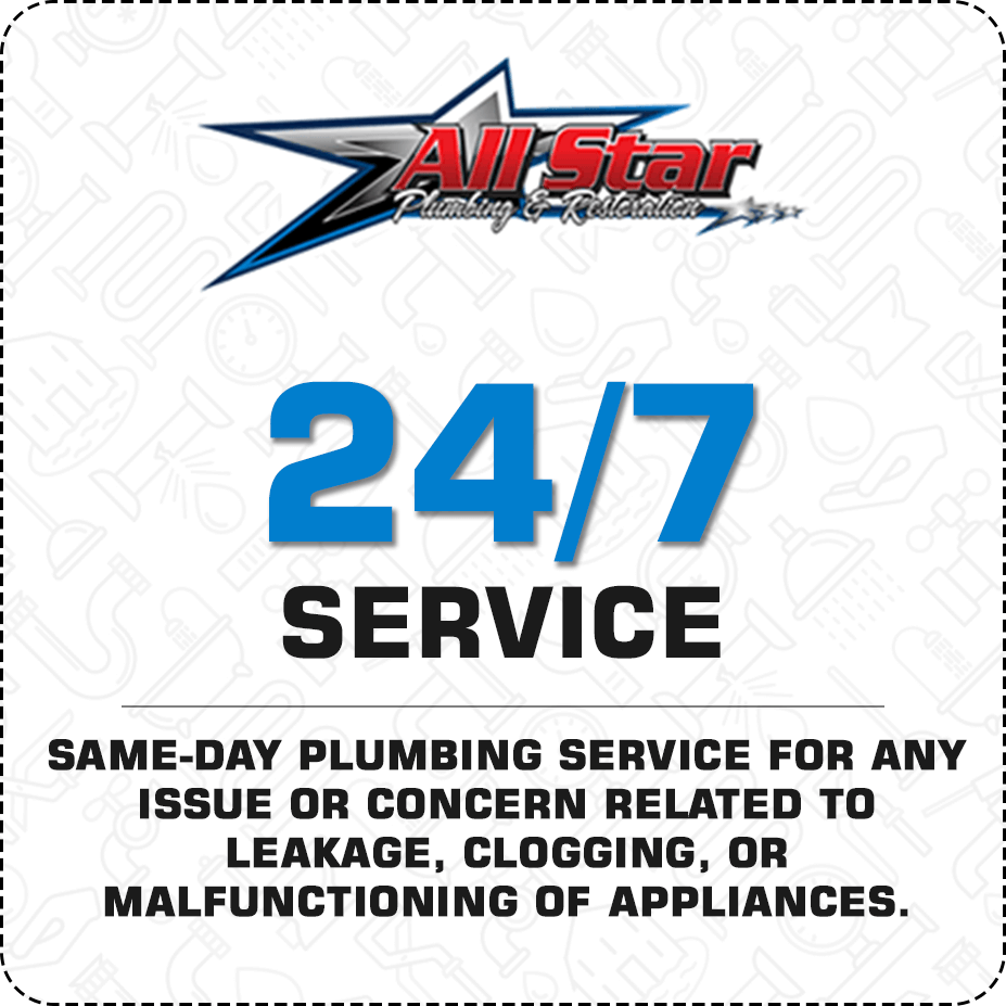 24/7 same-day emergency service available.