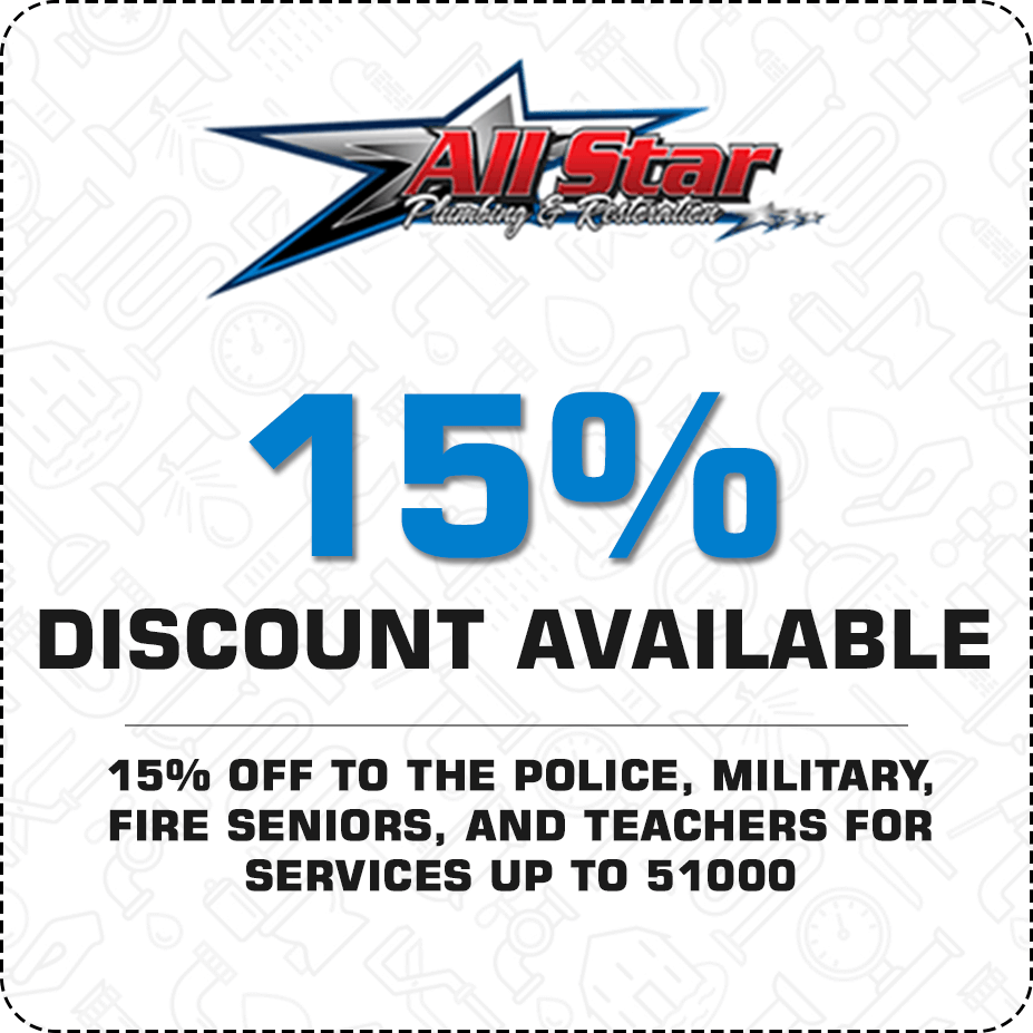 15% discount available